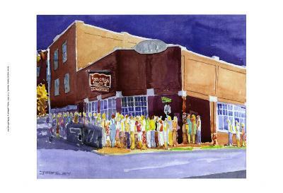 Pancake Paradise, Nashville, TN-J^ Presley-Art Print