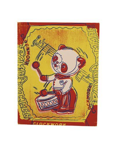 Panda, 1983-Andy Warhol-Art Print