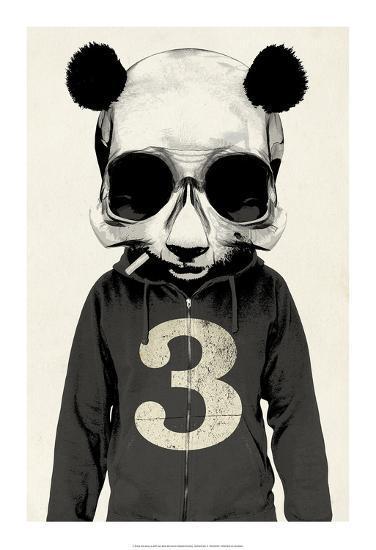 Panda No. 3-Hidden Moves-Art Print