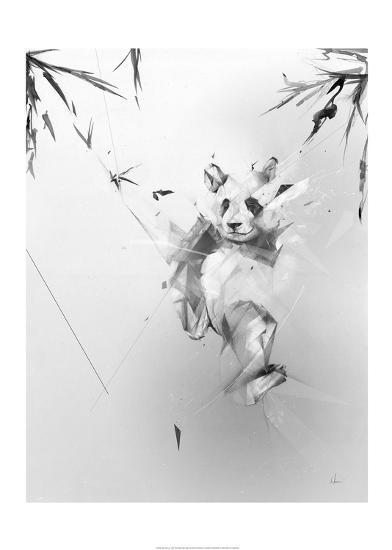 Panda-Alexis Marcou-Art Print