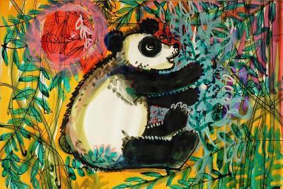 Panda-Brenda Brin Booker-Giclee Print