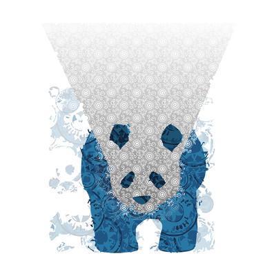 Panda-Teofilo Olivieri-Giclee Print