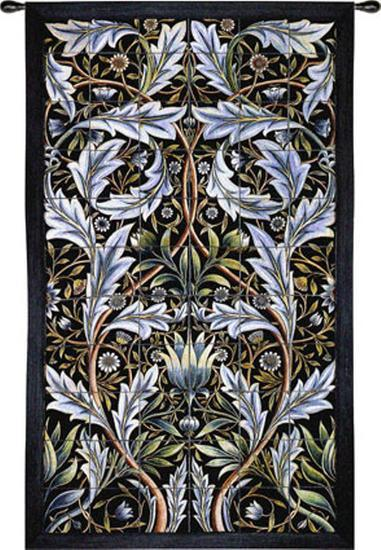 Panel of Tiles-William Morris-Wall Tapestry