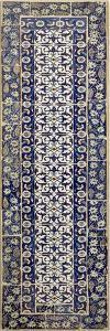 Panneau de revêtement à décor d'arabesques