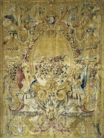 Panneau dit Portière de la Gondole du Roi--Giclee Print