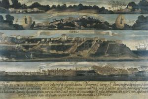 Panorama of Brazilian Cities of Igarassu, Olinda and Recife