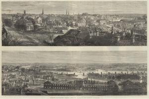 Panorama of Richmond, Virginia, after its Capture by the Federals