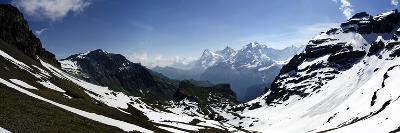 Panorama Switzerland-Istv?n Nagy-Photographic Print