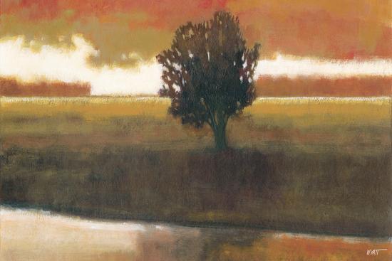 Panoramic Horizon I-Norman Wyatt Jr^-Art Print