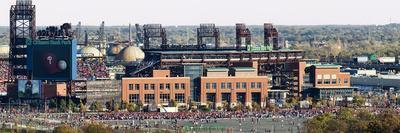 Philadelphia Phillies Celebration, 2008 World Series Champions Beat Tampa Bay, October 2008, Cit...