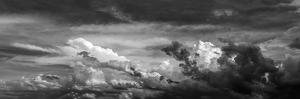 Sky with stormy clouds, Baden Wurttemberg, Germany by Panoramic Images