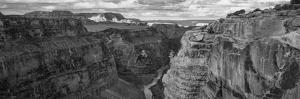 Toroweap Point, Grand Canyon, Arizona, USA BW, Black and White [TEMP] by Panoramic Images