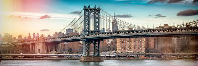 Panoramic Landscape - Instants of NY Series-Philippe Hugonnard-Photographic Print