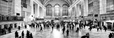 Panoramic View - Grand Central Terminal at 42nd Street and Park Avenue in Midtown Manhattan-Philippe Hugonnard-Photographic Print