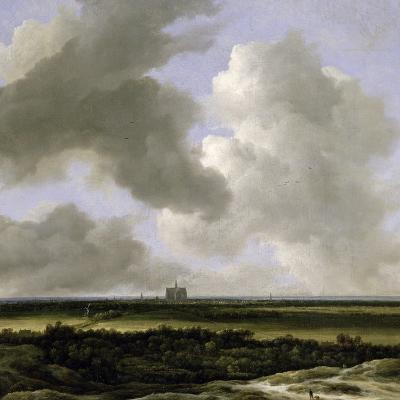 Panoramic View of Haarlem, C.1670-Jacob Isaaksz^ Or Isaacksz^ Van Ruisdael-Giclee Print