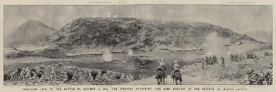 Panoramic View of the Battle on 21 October 1899-Joseph Nash-Giclee Print