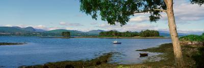 Panoramic View of the Kenmare Bay, County Kerry, Ireland--Photographic Print