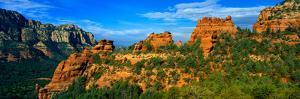 Panoramic View, Sedona, Arizona