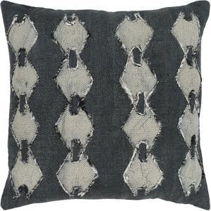 Panta Pillow Cover - Charcoal