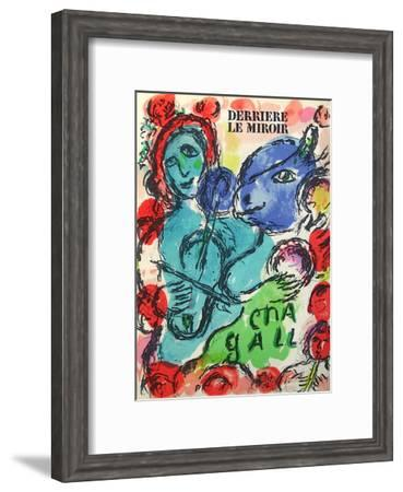 Pantomime-Marc Chagall-Framed Premium Edition