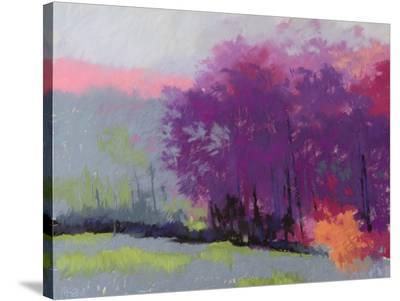 Pantone Woods-Mike Kelly-Stretched Canvas Print