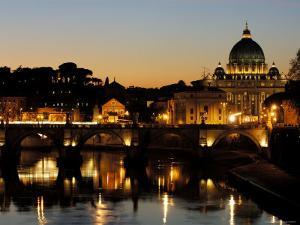 St Peter's Basilica by Paolo Cordelli