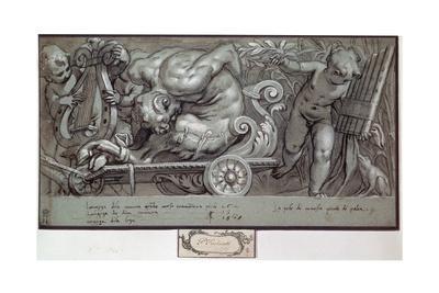 The Punishment of Marsyas, C1573