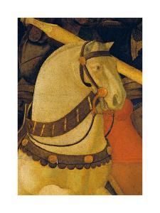 Rout of St Roman (Battle of St Roman) by Paolo Uccello