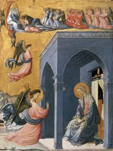 The Annunciation by Paolo Uccello