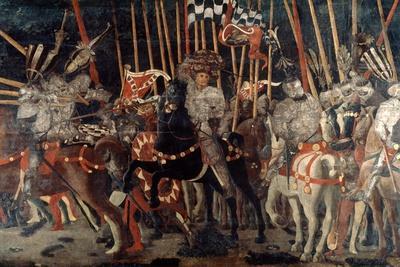 The Battle of San Romano, 1432 (C1435-144)
