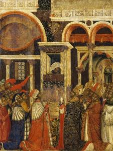 Ferial Altarpiece by Paolo Veneziano