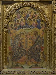 Polyptich of St Clare by Paolo Veneziano