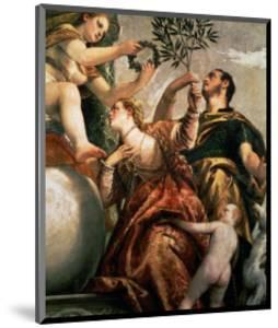 Allegory of Love: The Happy Union, Around 1570 by Paolo Veronese