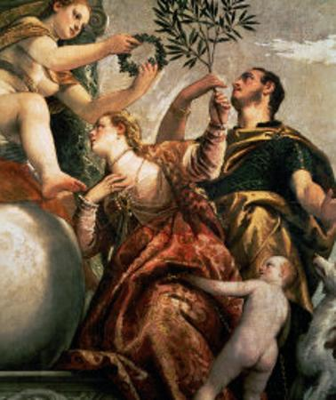 Allegory of Love: The Happy Union, Around 1570