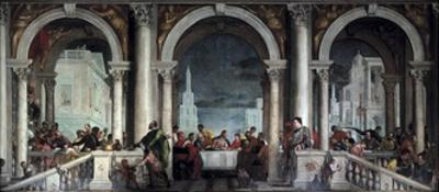 Feast in the House of Levi