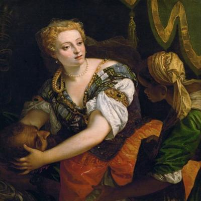Judith with the Head of Holofernes, C. 1580