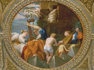 Music by Paolo Veronese