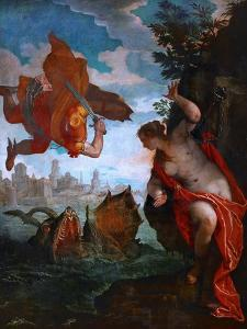 Perseus and Andromeda by Paolo Veronese
