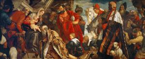 The Adoration of the Magi by Paolo Veronese