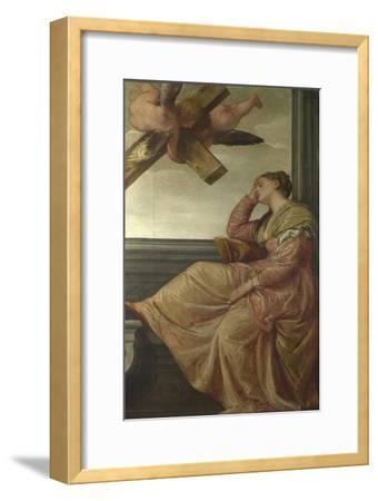 The Dream of Saint Helena, C. 1570
