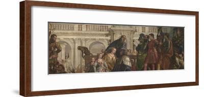 The Family of Darius before Alexander, C. 1565