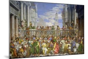 The Marriage Feast at Cana, about 1562/63 by Paolo Veronese