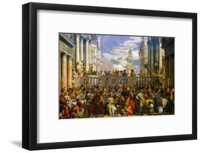 The Wedding at Cana, Photograph Before Restoration