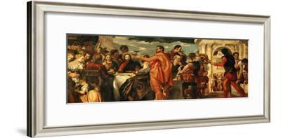 The Wedding at Cana (With Veronese's Self-Portrait)