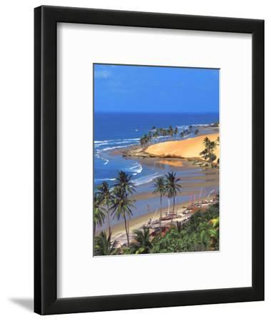 Beach in Fortaleza, Ceara, Brazil, South America
