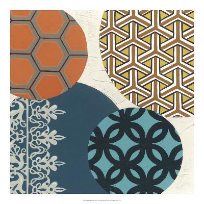 Paper Lanterns IV-Erica J^ Vess-Giclee Print