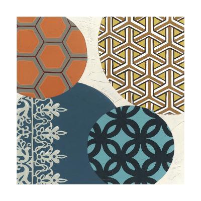 Paper Lanterns IV-June Erica Vess-Art Print
