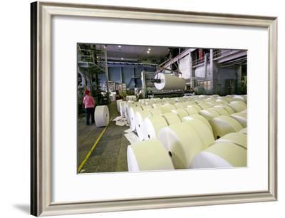 Paper Mill-Ria Novosti-Framed Photographic Print