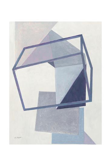 Paper Trail III-Mike Schick-Art Print