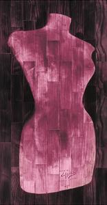 Dress Form - Pink by Paperplate Inc.